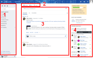 Office 365 - Yammer