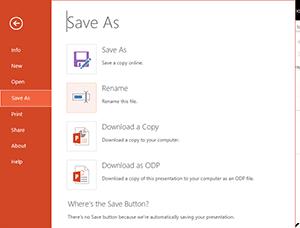 microsoft powerpoint online office 365 create it